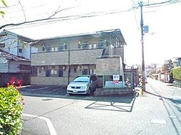 ミヤタハイツ[2階]の外観