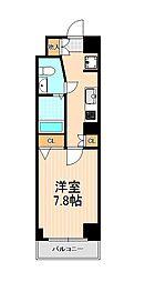 エルスタンザ浅草[3階]の間取り