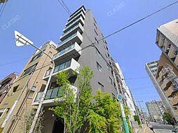 大阪府大阪市北区紅梅町の賃貸マンションの外観