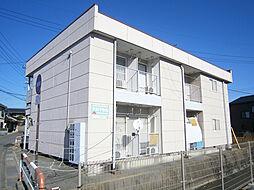 長野県長野市大字稲葉上千田の賃貸アパートの外観