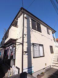 埼玉県朝霞市朝志ヶ丘3丁目の賃貸アパートの外観