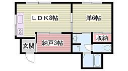 西舞子駅 4.0万円