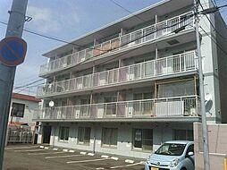 北海道札幌市西区発寒四条6丁目の賃貸マンションの外観