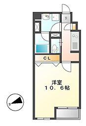 マンション385[5階]の間取り