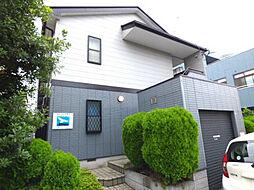 埼玉県川口市芝下2丁目の賃貸アパートの外観