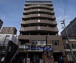 京都府京都市下京区骨屋町の賃貸マンションの外観