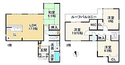 佐味田川駅 2,790万円