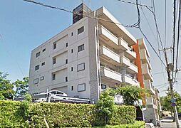 広島県広島市中区平野町の賃貸マンションの外観