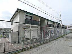 メゾンティファA棟[2階]の外観