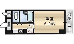 アヴァンセ播磨町[4階]の間取り