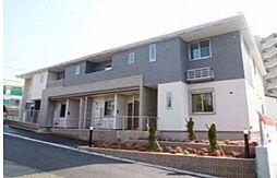 兵庫県神戸市垂水区潮見が丘1丁目の賃貸アパートの外観