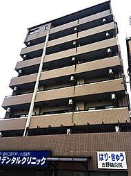 大阪府大阪市住吉区万代東1丁目の賃貸マンションの外観