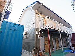 アース・ヒルズ北松戸[206号室]の外観