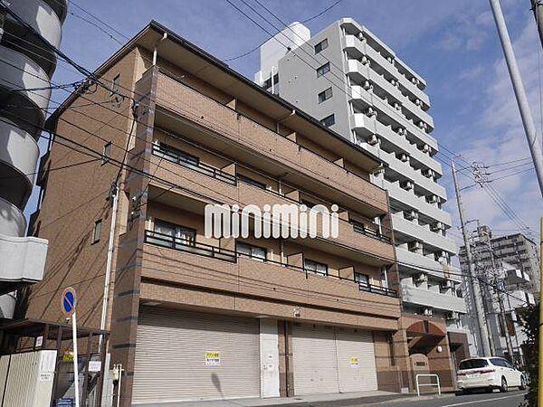 リベルテ・風 3階の賃貸【愛知県 / 名古屋市中区】