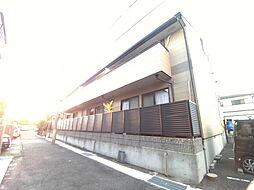 兵庫県神戸市東灘区魚崎北町6丁目の賃貸アパートの外観