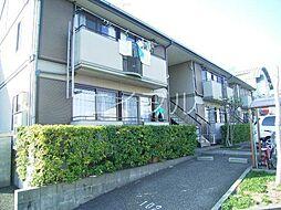 高知県高知市大津乙の賃貸アパートの外観