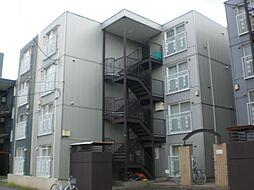 北海道札幌市白石区東札幌五条6の賃貸マンションの外観
