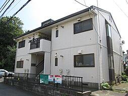 ハイツ鎌倉B[202号室]の外観