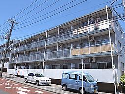 ビックベアー7[2階]の外観