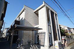 千葉県習志野市大久保3の賃貸アパートの外観