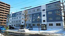 北海道札幌市東区北三十八条東10丁目の賃貸マンションの外観