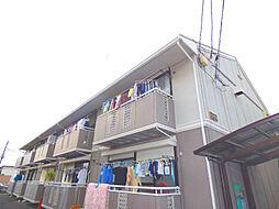 埼玉県さいたま市南区内谷6-の賃貸アパートの外観