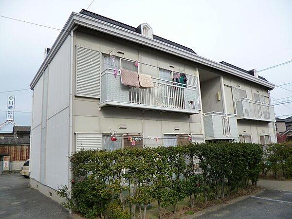 ファミール泉B 2階の賃貸【広島県 / 福山市】