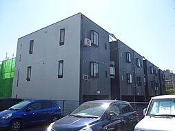 K-FLAT MORE(旧:サニーハイツ)[2階]の外観