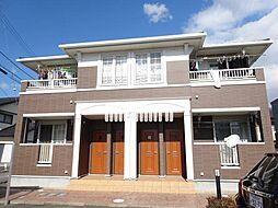 アヴァンティ平井[2階]の外観