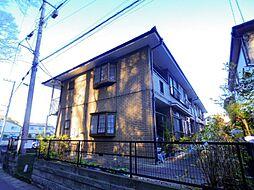 ラフォーレハイツW-3[2階]の外観