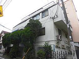 サニーハイツ東長崎1号棟[1階]の外観