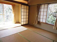 広縁付きの和室8畳