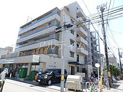 京都府京都市東山区三吉町の賃貸マンションの外観