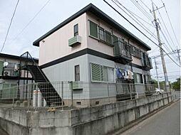 コスモシティ岡野 B棟[201号室号室]の外観