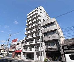 京都府京都市上京区般舟院前町の賃貸マンションの外観