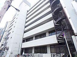 大阪府大阪市都島区東野田町2丁目の賃貸マンションの外観