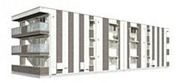 ディールーム大領[3階]の外観