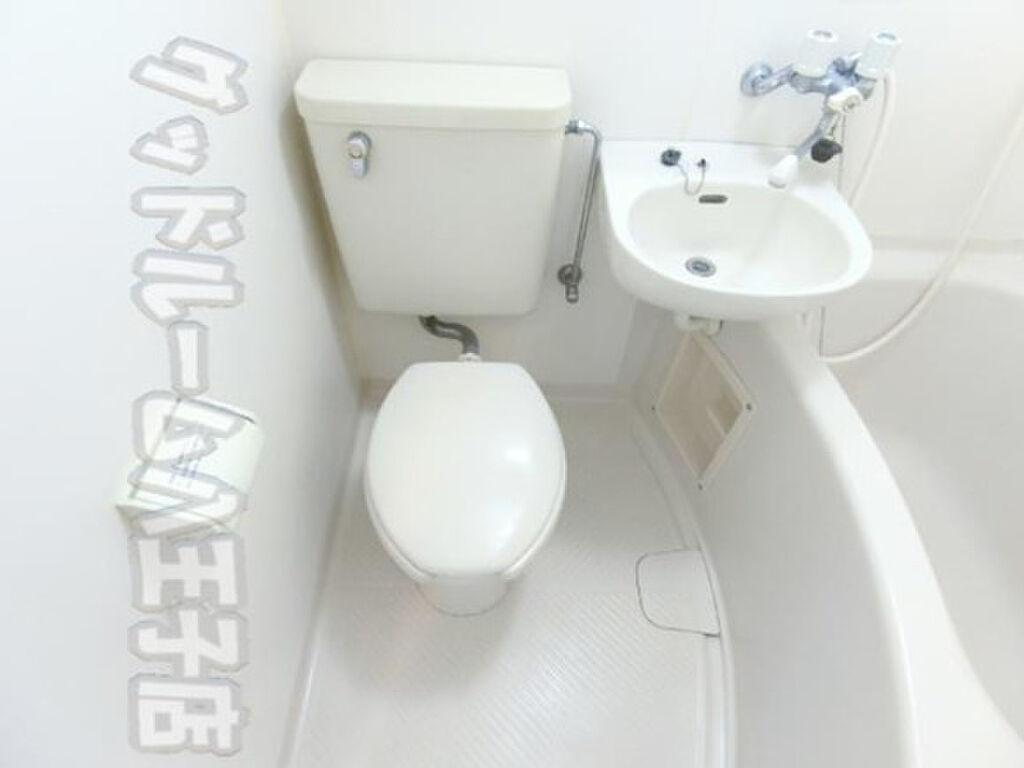 トイレ(フレックス西八王子の写真 お部屋探しはグッドルームへ)