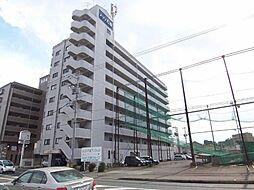 広島県福山市春日町5丁目の賃貸マンションの外観