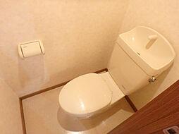 ヴェルテクスのバス・トイレ別です。