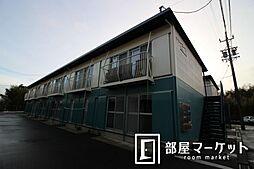 イヤーコート上豊田A棟[2階]の外観
