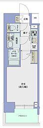 プランドール新大阪パークレジデンス[8階]の間取り