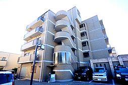 兵庫県伊丹市千僧3丁目の賃貸マンションの外観