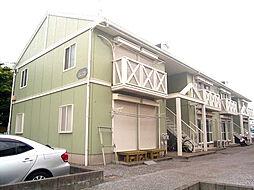 ハイツサンモールI[2階]の外観