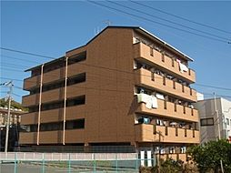 岡山県倉敷市連島町西之浦の賃貸マンションの外観
