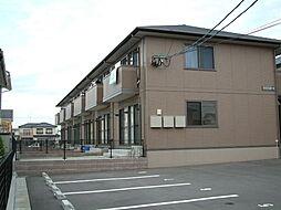 長崎県大村市富の原2丁目の賃貸アパートの外観