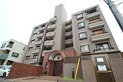 広島県広島市東区牛田早稲田1丁目の賃貸マンションの外観