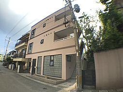 鹿児島県鹿児島市永吉1丁目の賃貸マンションの外観