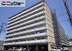 愛宕住宅[8階]の外観
