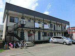 北海道札幌市東区北四十二条東9丁目の賃貸アパートの外観